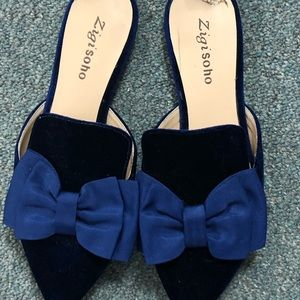 Shoes - Suede loafers
